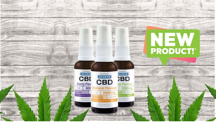 New Access CBD Oil